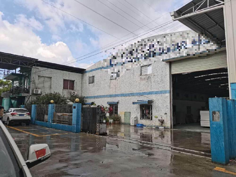 沙湾周边原房东厂房出租可办环评2250平