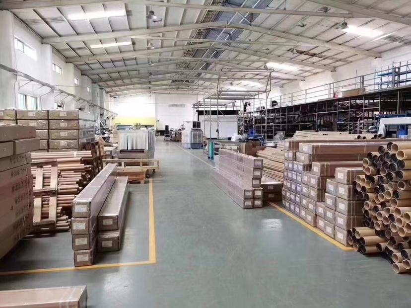 钟落潭工业区高标准物流仓库厂房出租8300平方米