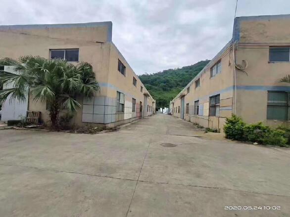 黄埔开发区东区独门独院单一层钢构厂房6000平方米厂房出租