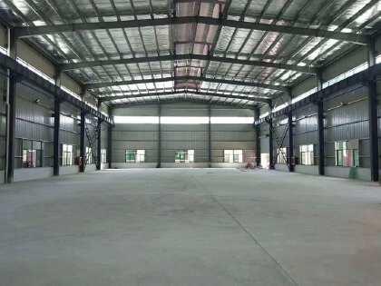 从化明珠工业区白云大道边原房东独门独院单一层标准物流厂房