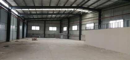 丁字湾2500平米厂房,正规工业园,可进大挂车