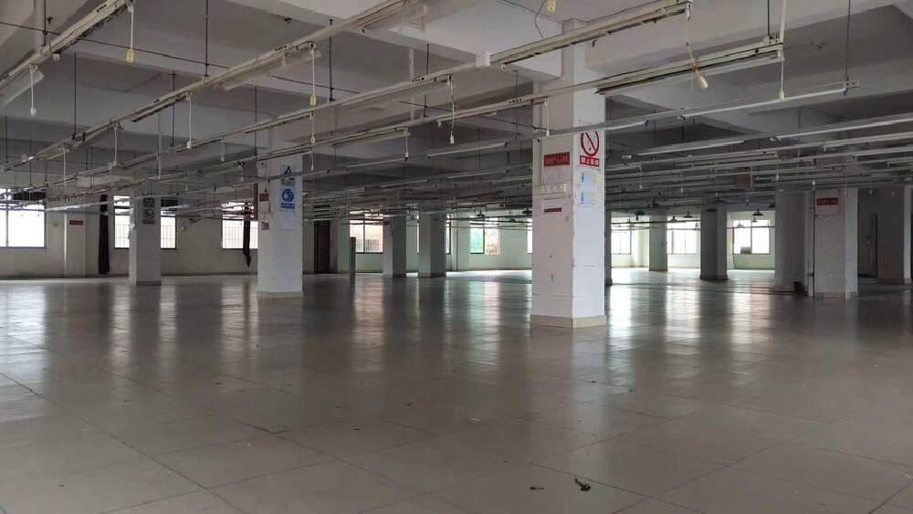 天河龙洞适合做电商仓库厂房1000平方出租租期长租金优惠