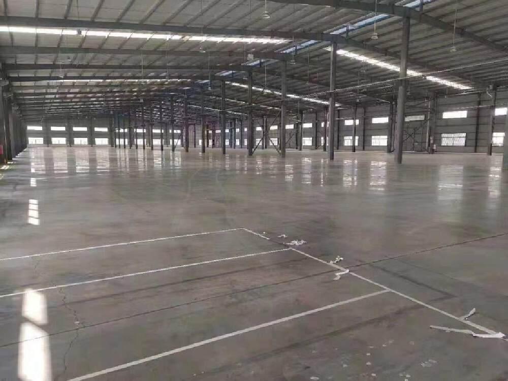 新塘镇新出4万平方高度9米钢结构厂房交通便利可做物流仓库
