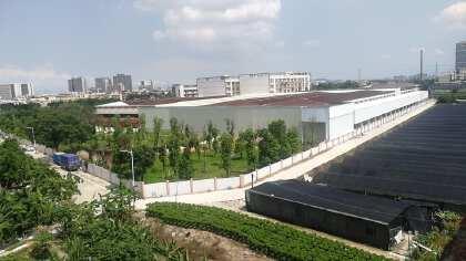 番禺红本工业厂房出售,近地铁站,花园式,空地大