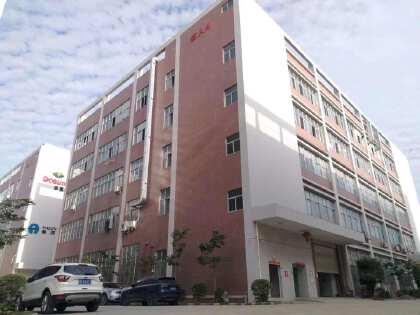 海珠大型工业园独栋厂房红本出售