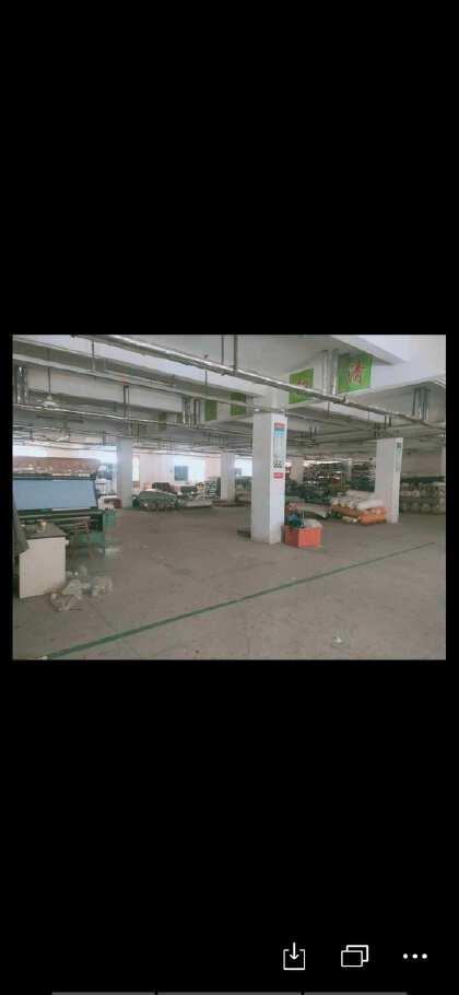 厂房1-3层4500平方办公宿舍1200平方