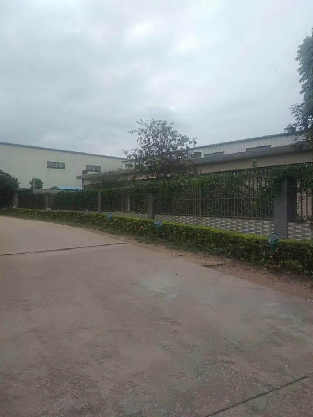 荔湾原房厂房面积:3300 宿舍面积:500空地面积1300