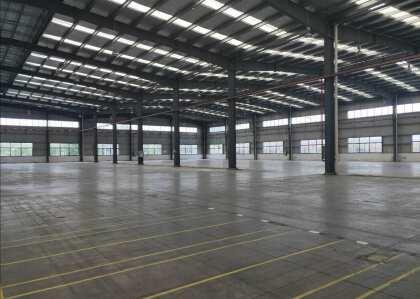 麓谷80000平全新厂房出租,可分租