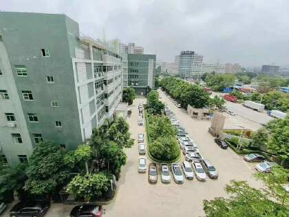 广州黄埔开发区105平精装修厂房招租可办公可自由组合定制装修