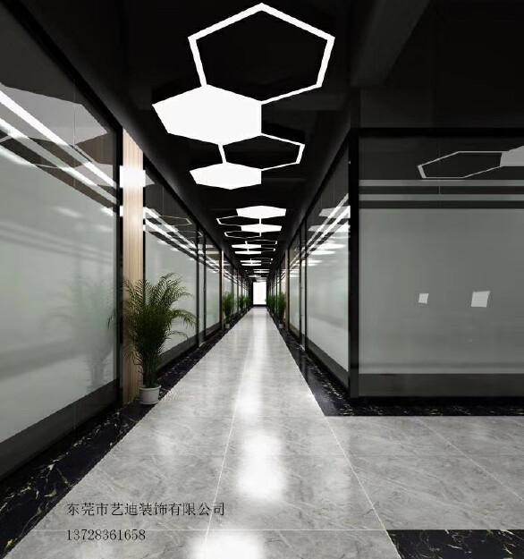 广州市黄埔区开发区东区:项目总面积1-5楼18500平方