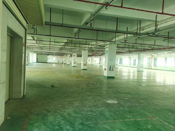 广州市黄埔区开发区东区:项目总面积1-5楼18500平方 -图4