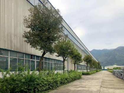 肇庆高速路带精装修办公室全新单一层厂房70000平可分租