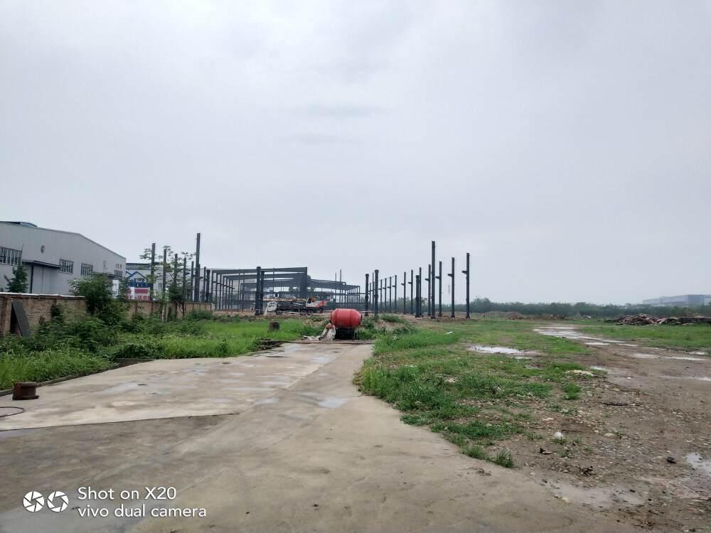 出售广汉新丰工业园区新建单层钢结构厂房-图2