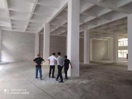 黄埔南岗附近新出标准工业园厂房1500平出租,可分租