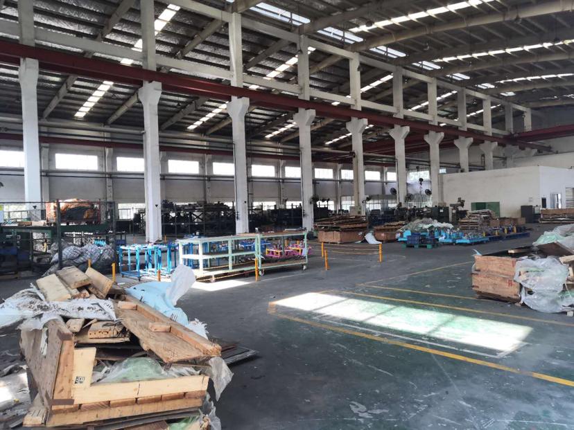 黄埔开发区独院原房东厂房仓库低价出租,可办环评4500平
