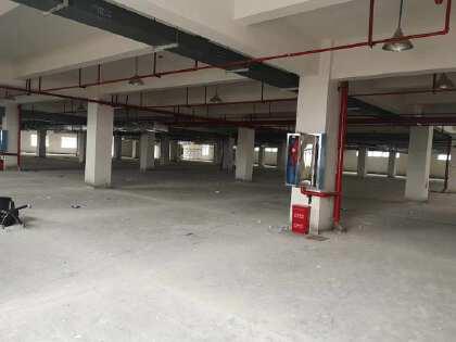 高新区13741平方仓库,可分租,每层2583平