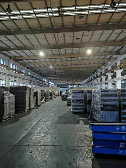 黄埔开发区高速出口旁新出单一层10米钢构5000平米厂房出租