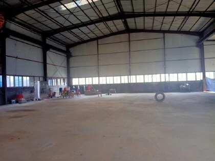 永安镇新建厂房3850平米,层高14米,可装行车,配电充足