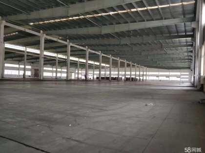 云浮10000方厂房仓库出租,电大可增,有环评