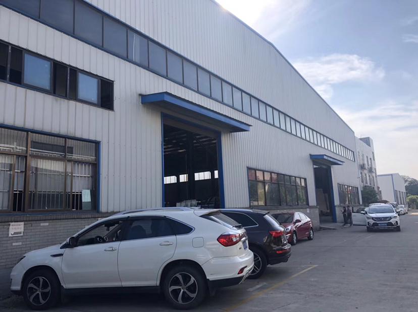 永安镇新建厂房3850平米带行车,带专变