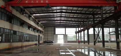 开福区芙蓉北路2000平米钢结构厂房出租