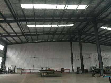 开福区1000平米钢结构厂房出租