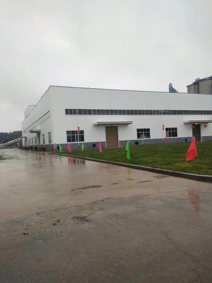 永安镇工业园新建厂房5800平米可分组,层高14米