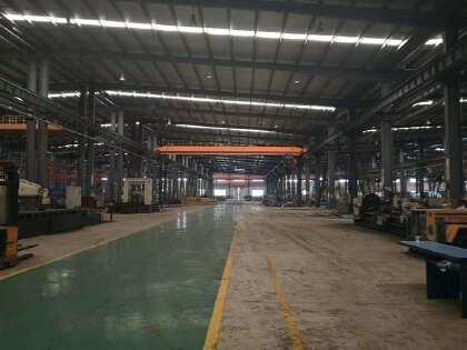 高新区26000平方标准厂房出租,层高13m,可分租。