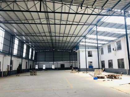 湖南大托铺1800平米钢结构厂房出租
