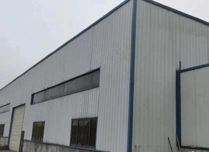 浏阳独门独院厂房,单层钢结构,面积2000平米出租