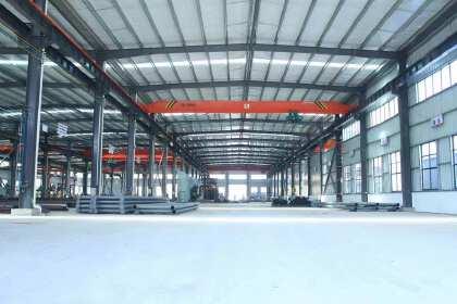 星沙经开区3300平米、层高10米钢结构厂房出租