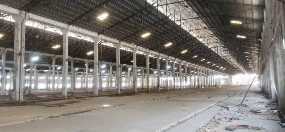 广州市附近重工业钢构厂房,五证齐全,配电20000KVA