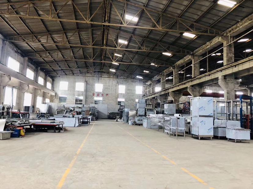 湖南钢材市场带行车优质厂房出租