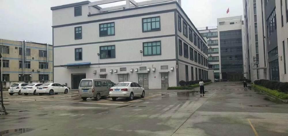 广州市黄埔区占地36623㎡建筑6770㎡独门独红本厂房出售