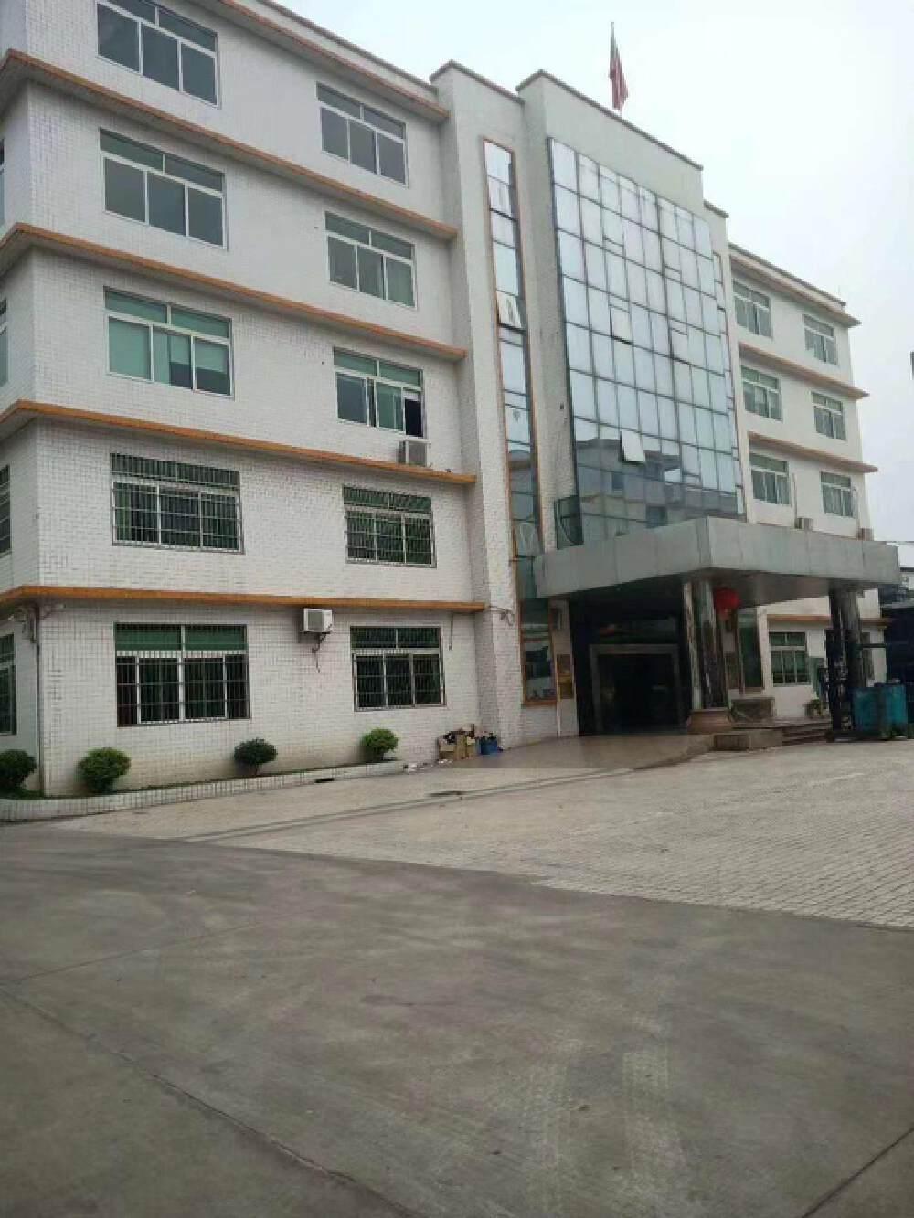 广州花都狮岭镇占地2400㎡建筑6100㎡国有双证厂房出售