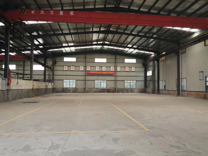 开福捞刀河1200平钢结构厂房