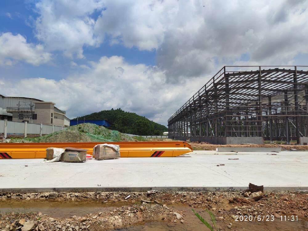 肇庆市高要区独院钢构单一层50000方滴水12米-图3