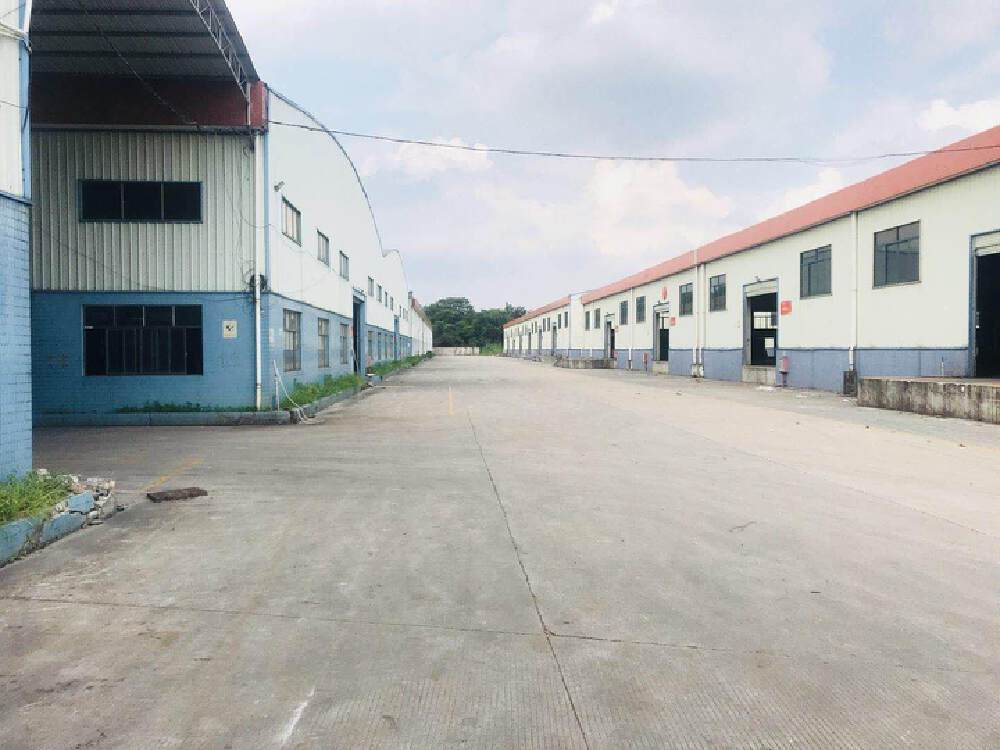花都区炭步镇独门独院单一层工业区厂房仓库出租,证件齐全