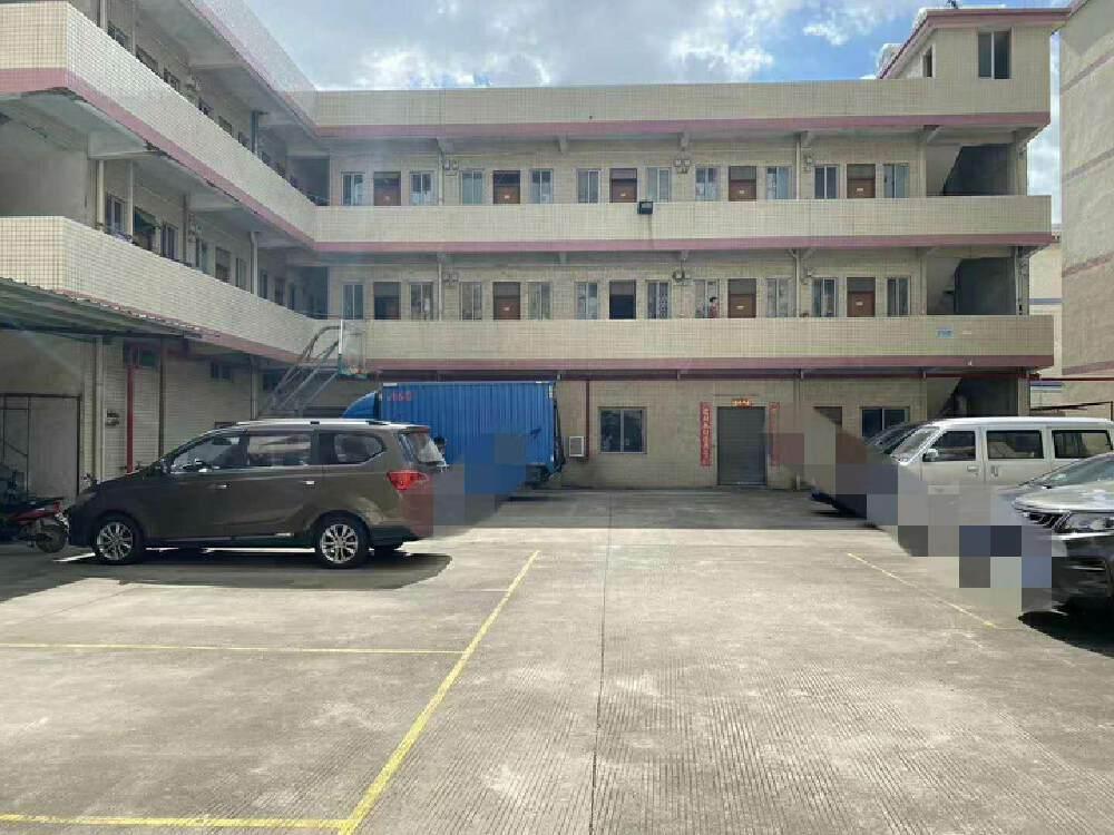 广州市独院标准厂房出租6800方,可办环评,可入货柜