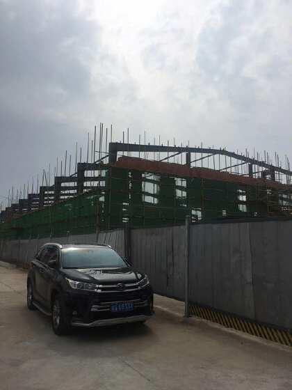 永安镇工业园新建钢结构厂房5800平米出租