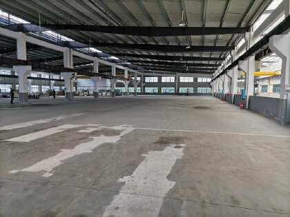 榔梨工业园二楼10000方平米厂房出租(可分租)