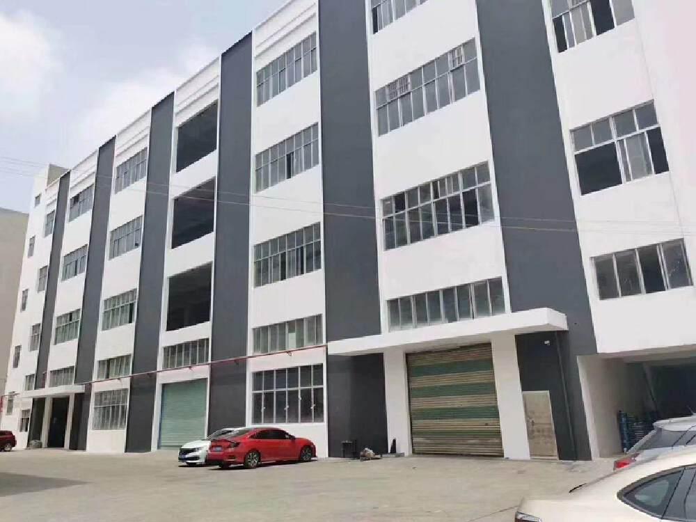 广州新塘一万六红本独院重工业厂房招租可分租一楼层高七米