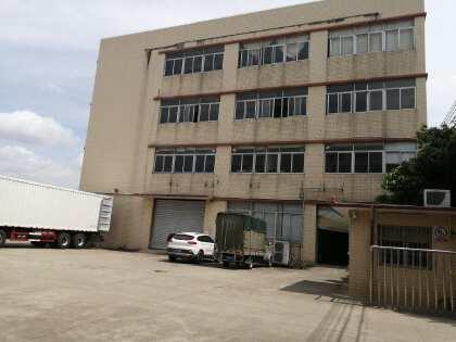 荔湾区龙溪海北路原房东独院标准厂房四层共5200方出租可分租