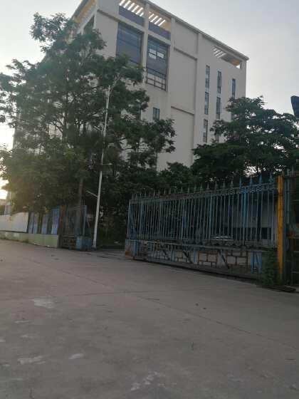 广州黄埔保税区内国有工业标准厂房出售建筑11827平配套齐全