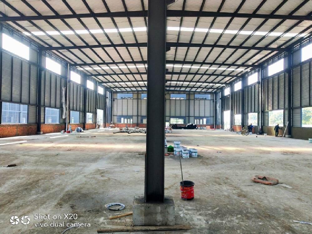 德阳市什邡经开区北区单层钢结构厂房出售-图3