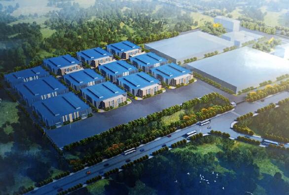 出租广汉12000平厂房3300平小栋-图3