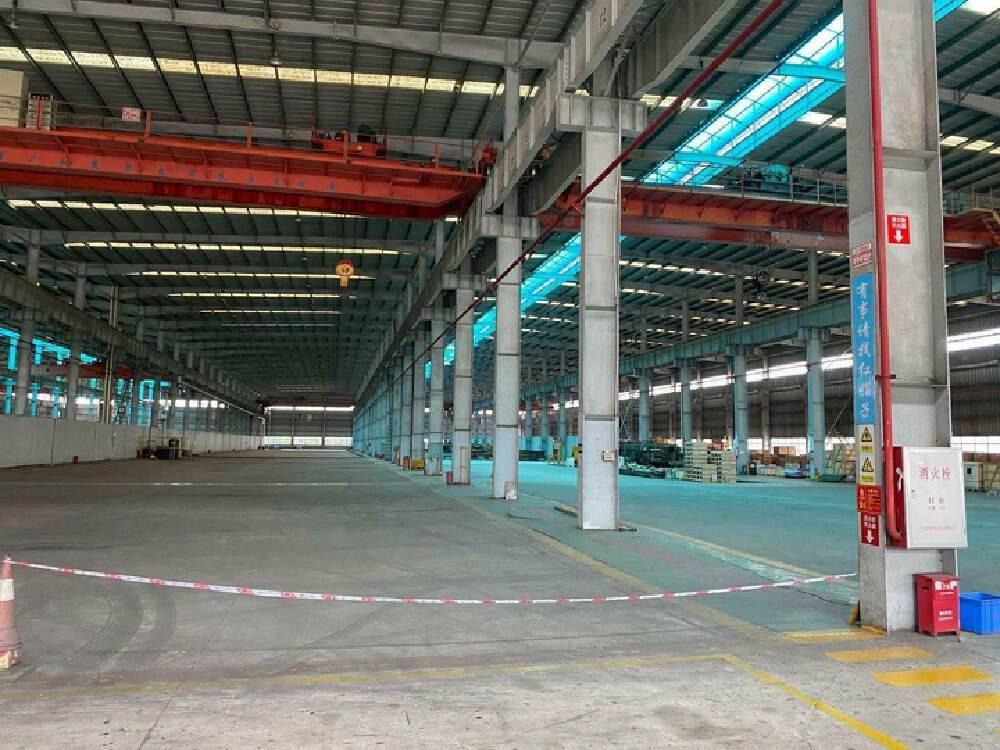 黄埔开发区18米高六千平特种厂房出租带25吨行车配电1500-图3
