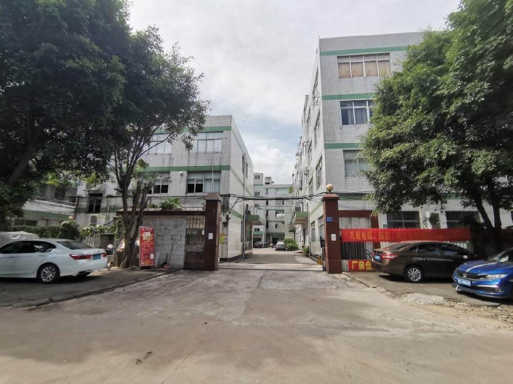 广州荔湾【原房东】独院厂房 总面积9380㎡
