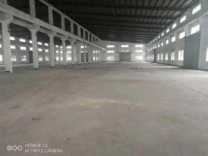 肇庆钢构厂房118000平方出售红本1.5个亿