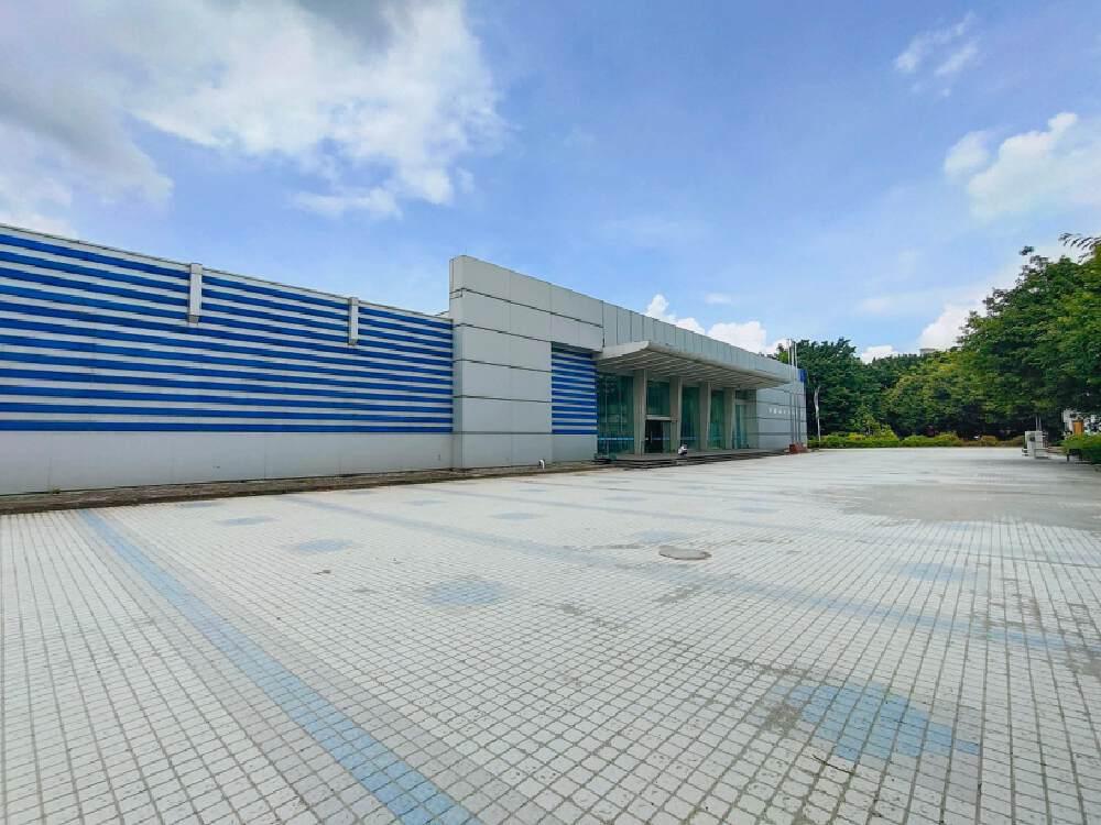 黄埔文冲石化路边上新出独门独院厂房,仓库办公室5000平。